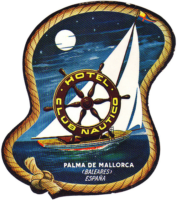 Spain - PMI - Palma de Mallorca - Hotel Club Nautico