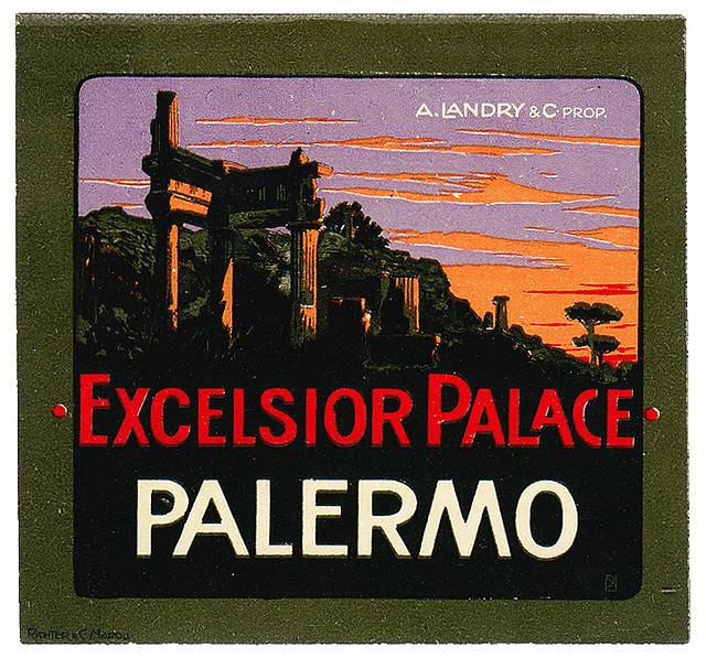 Spain - PMO - Palermo - Excelsior Palace