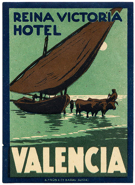 Spain - VLN - Valencia Reina Victoria