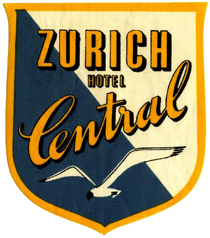 Switzerland - ZRH - Zurigo - Hotel Central