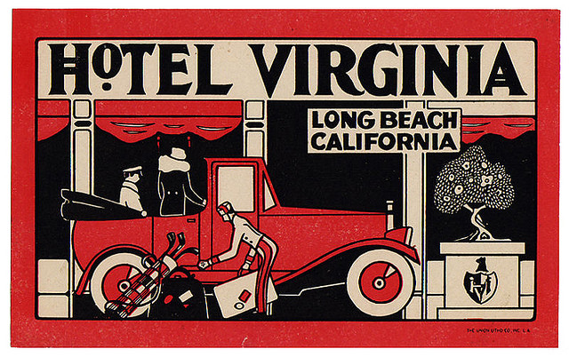 USA - LGB - Long Beach - Hotel Virginia