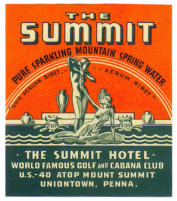 USA - PHL - Uniontown - The Summit Hotel