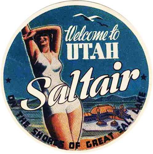 USA - SLC - Utah Saltair