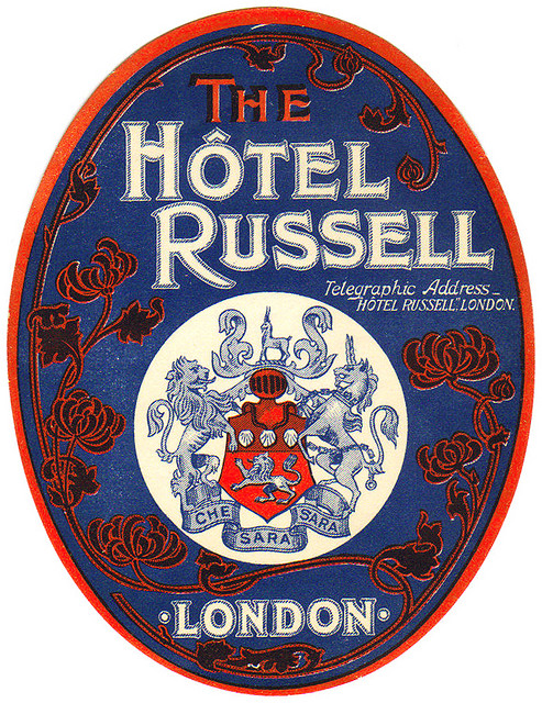 United Kingdom - LON - London- Hotel Russell